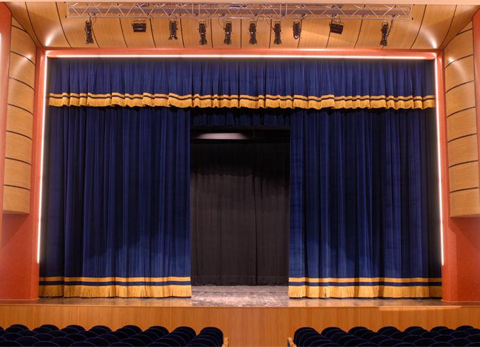 Curtains Decima 1948